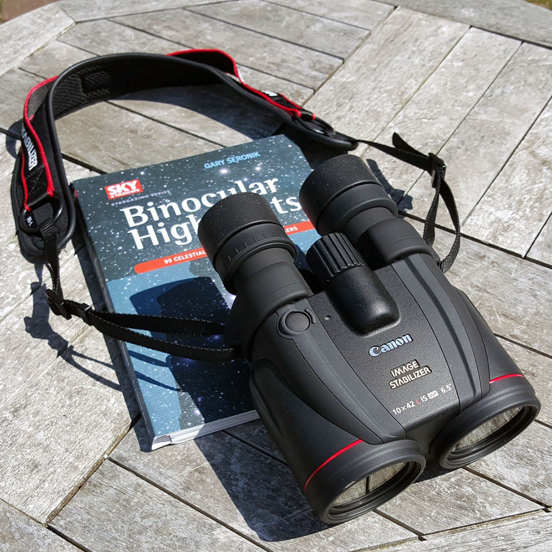 Canon 10x42 Feldstecher