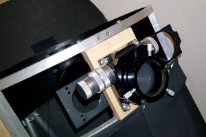 Hutring, Moonlite, Filterschieber, Streulichtschutz