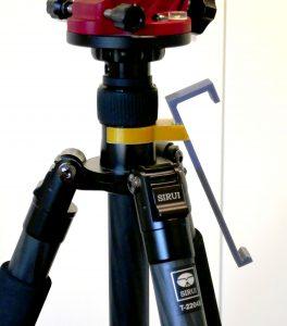 3D Druck Halter Sirui Stativ